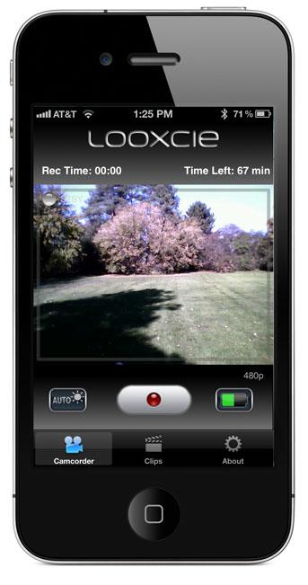 looxcie camera manual