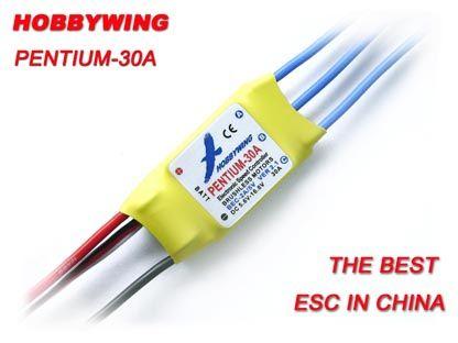 hobbywing pentium 30a esc manual