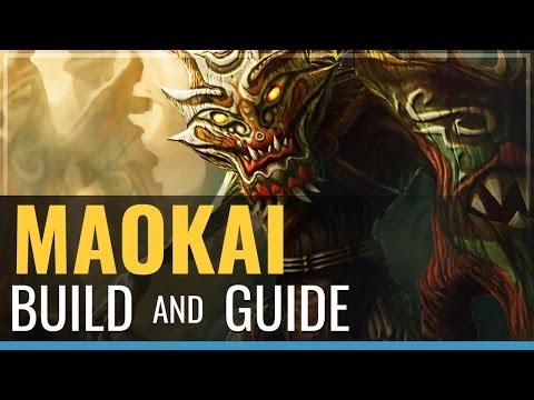 maokai jungle build guide