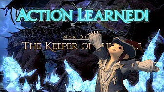 ffxiv blue mage spell guide