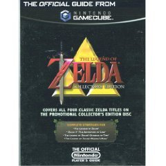 legend of zelda collector edition strategy guide