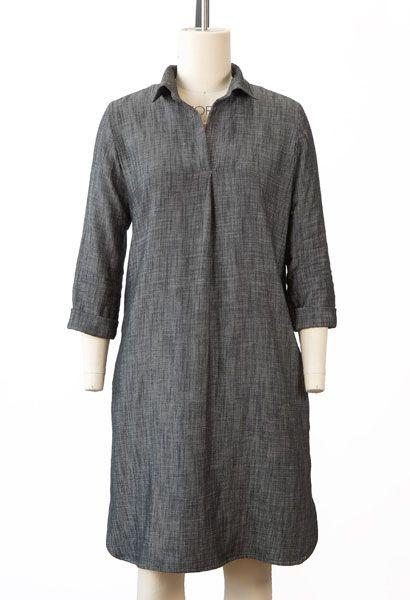 free tunic sewing pattern pdf