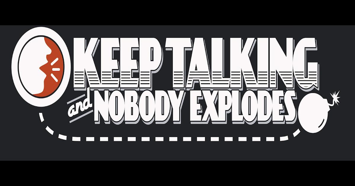 keep talking and nobody explodes manual español version 1
