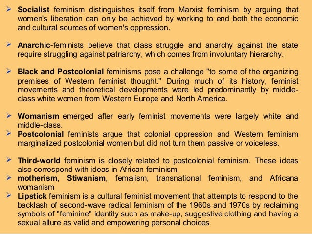 feminism in literature pdf
