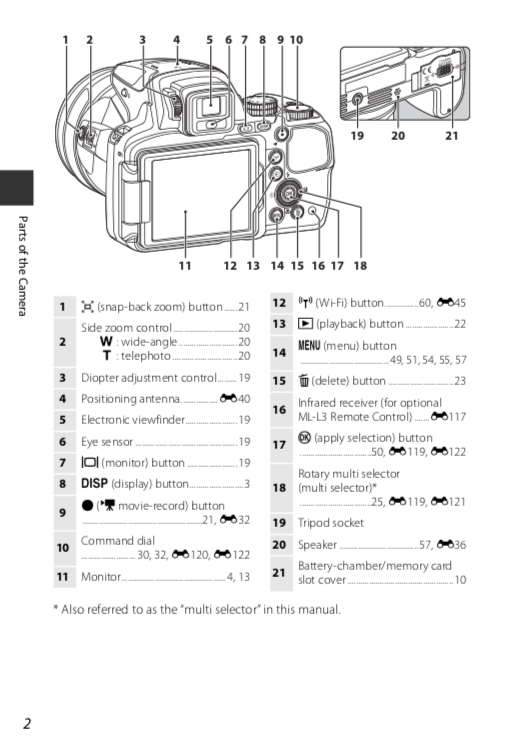 instruction manual for nikon p900