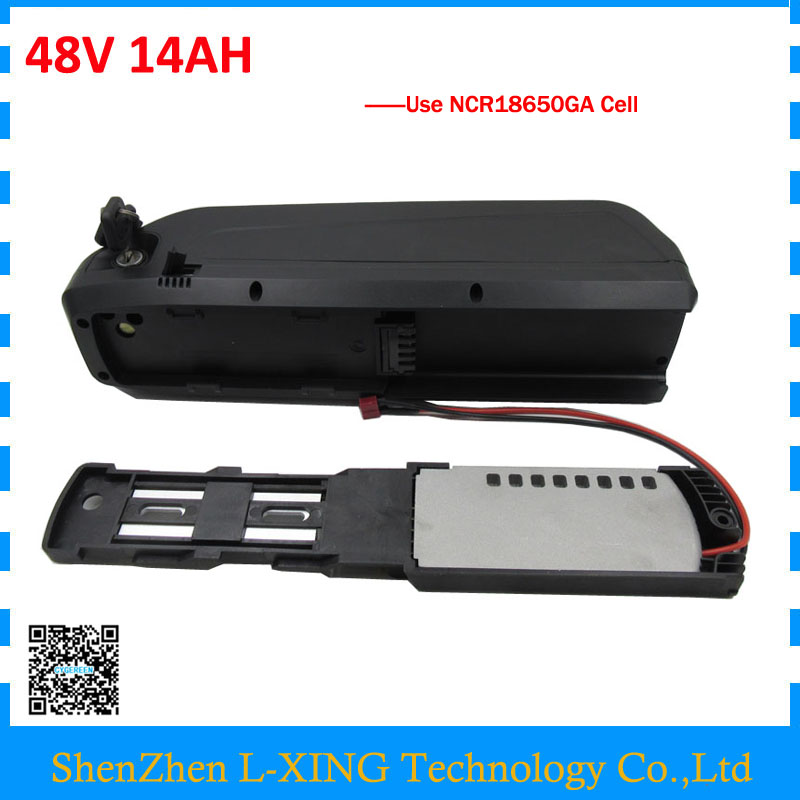 hailone 48v battery build instructions