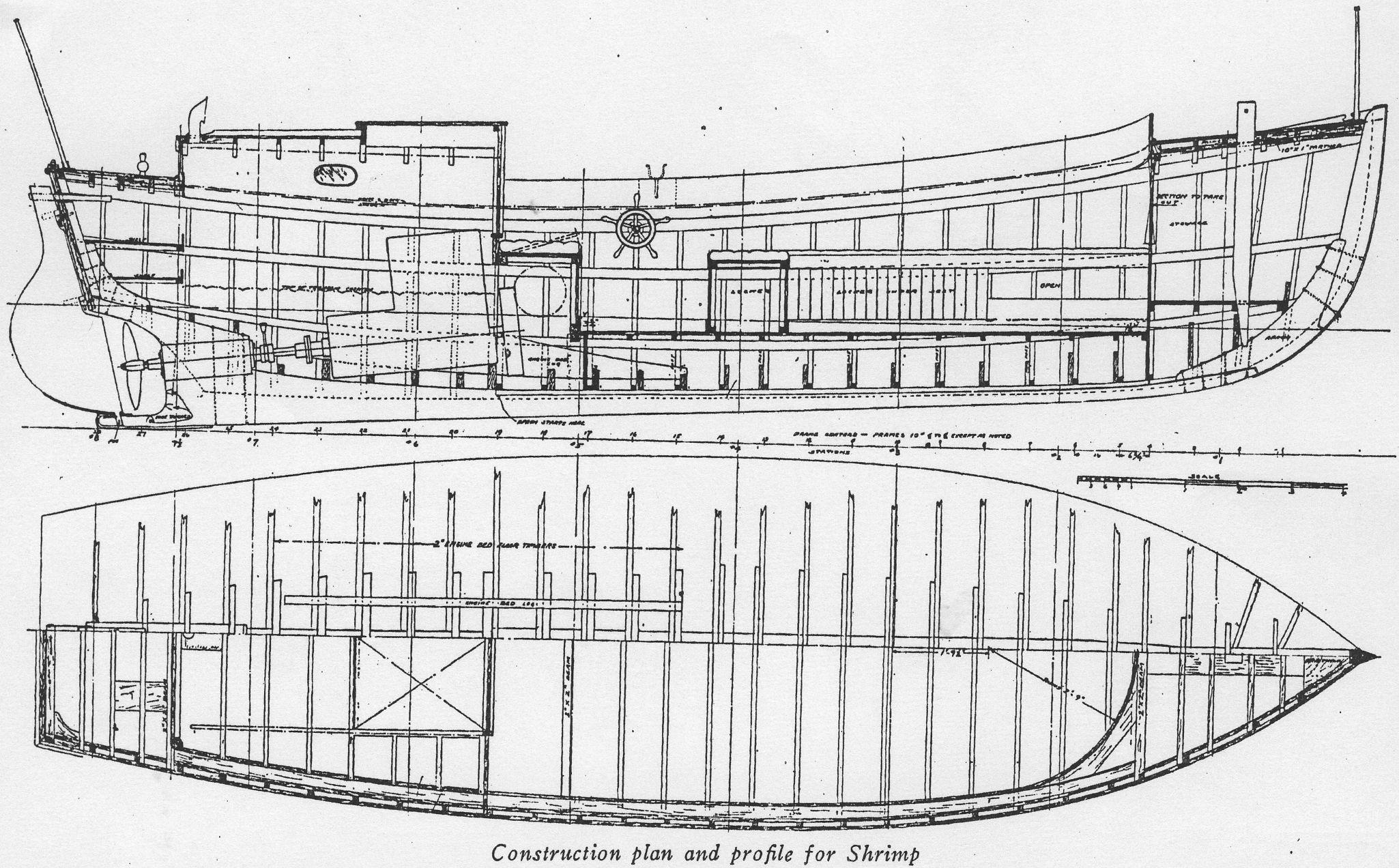 free wooden boat plans pdf