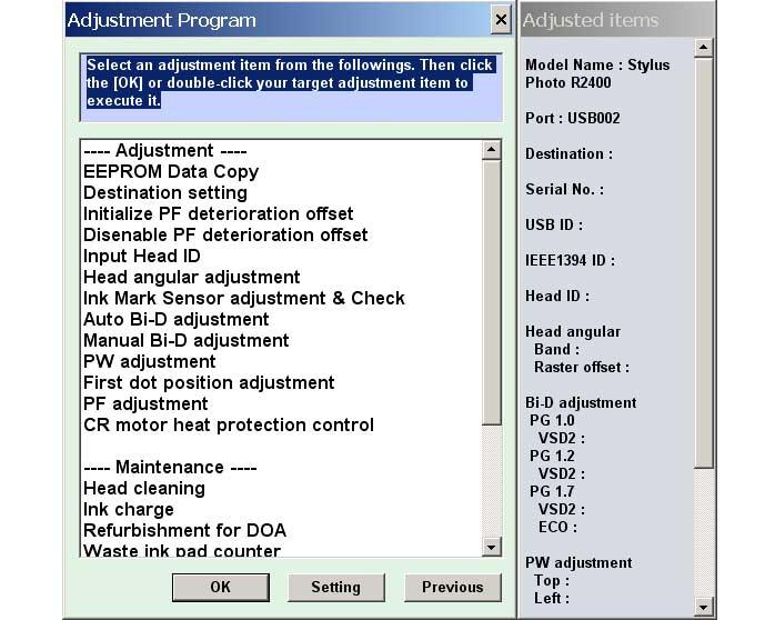 epson r2400 manual