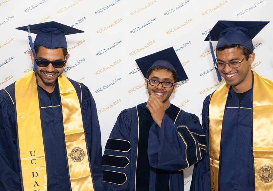 graduation application uc