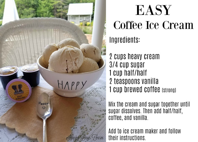 ice cream maker instructions how to use