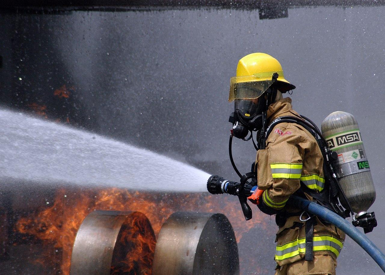 kent fire instructions