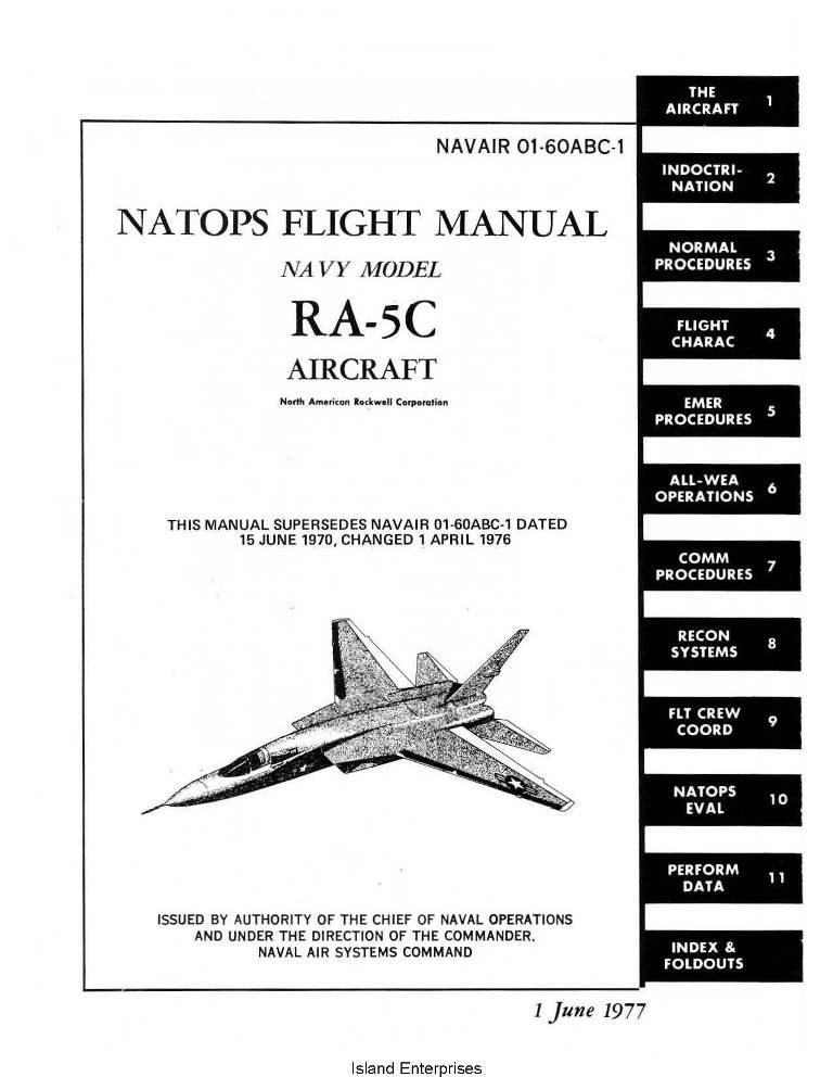 manual navy