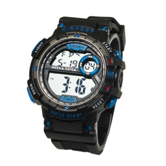 lasika sport watch instructions