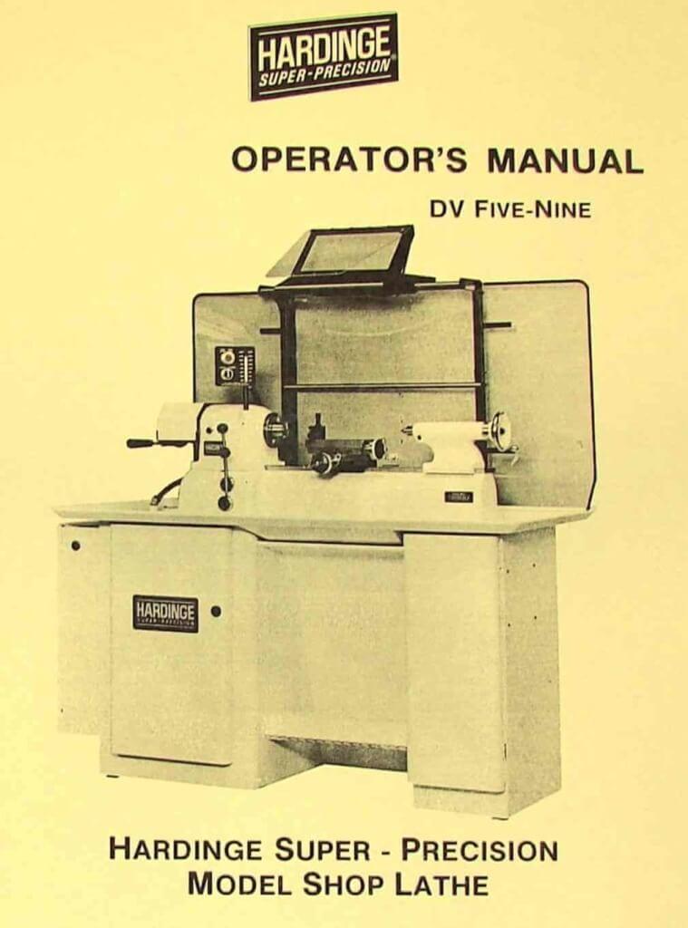 how to write a machine operation manual