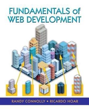 fundamentals of web development solutions manual