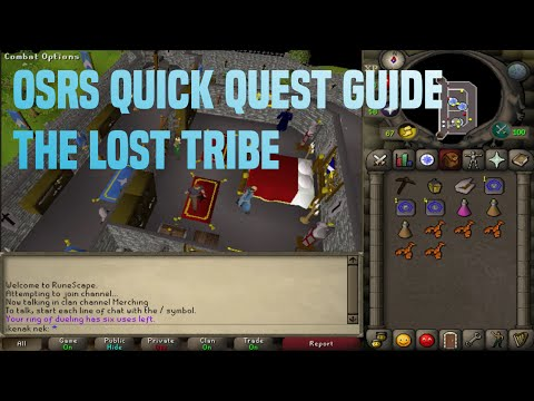 lost tribe quick guide