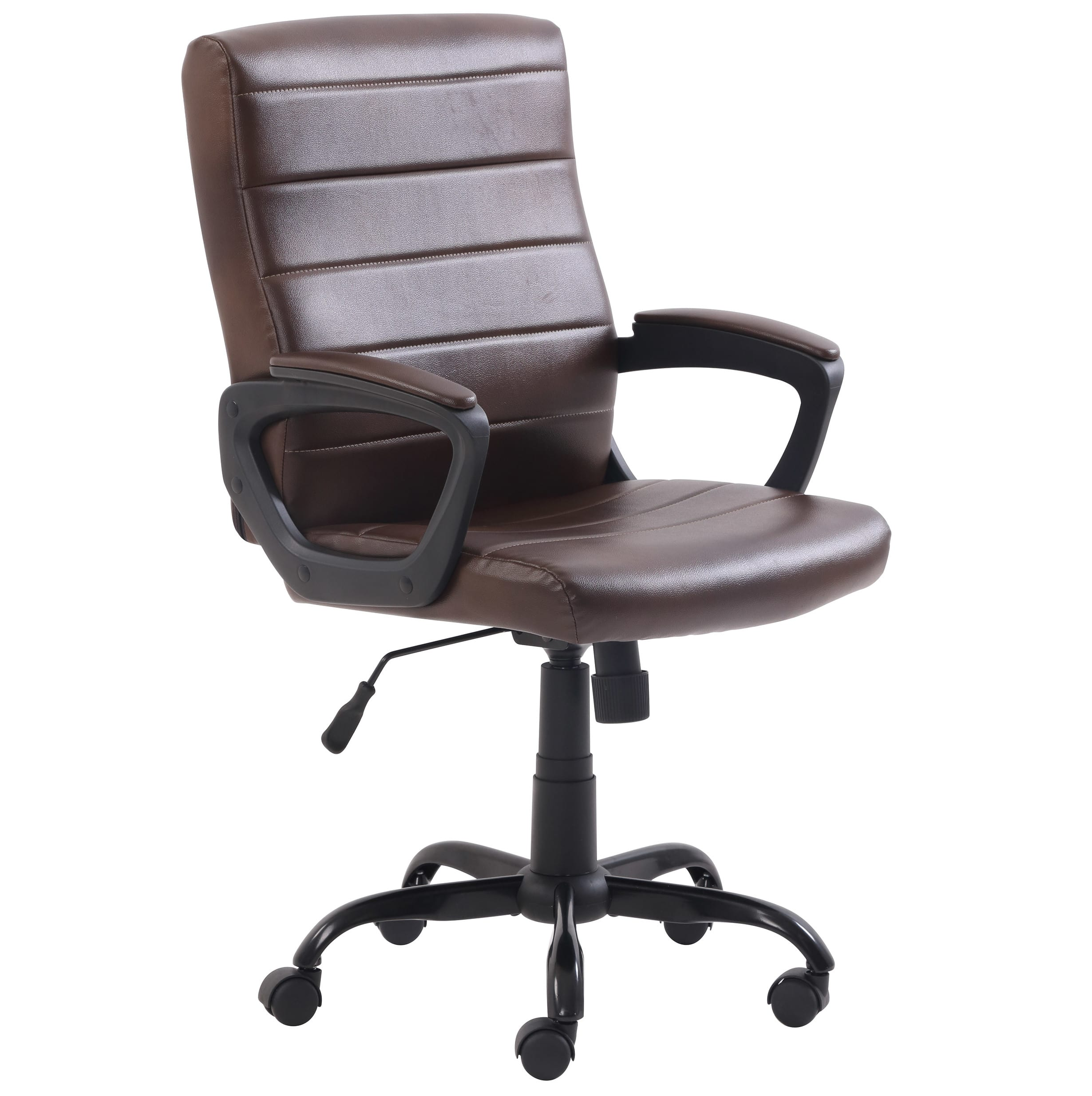 mainstays mid back office chair instructions
