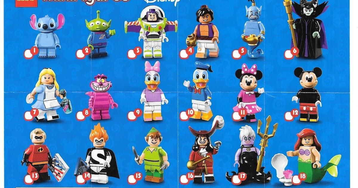 lego minifigures series 16 rarity guide