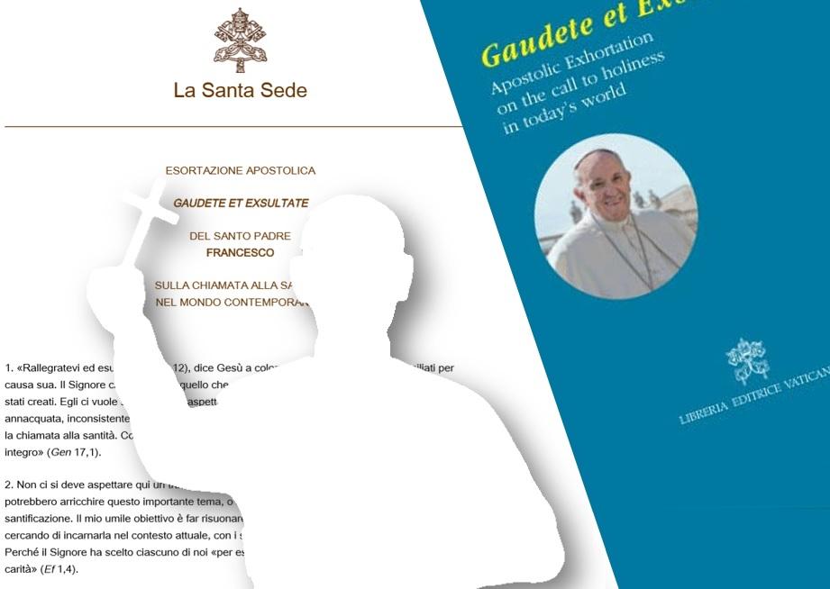 gaudete et exsultate english pdf