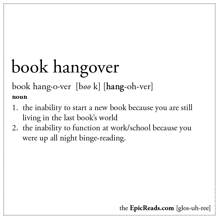 hangover dictionary