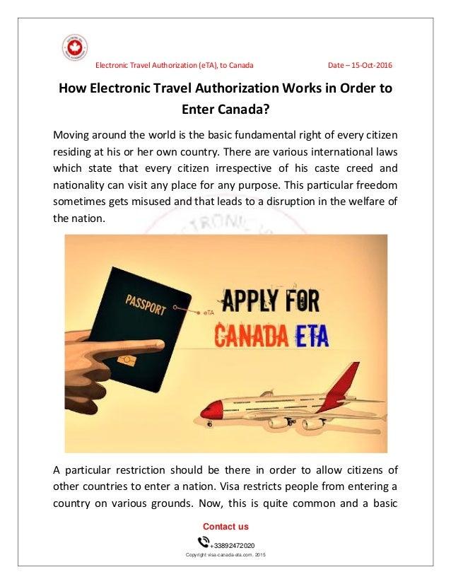 eta application canada contact number