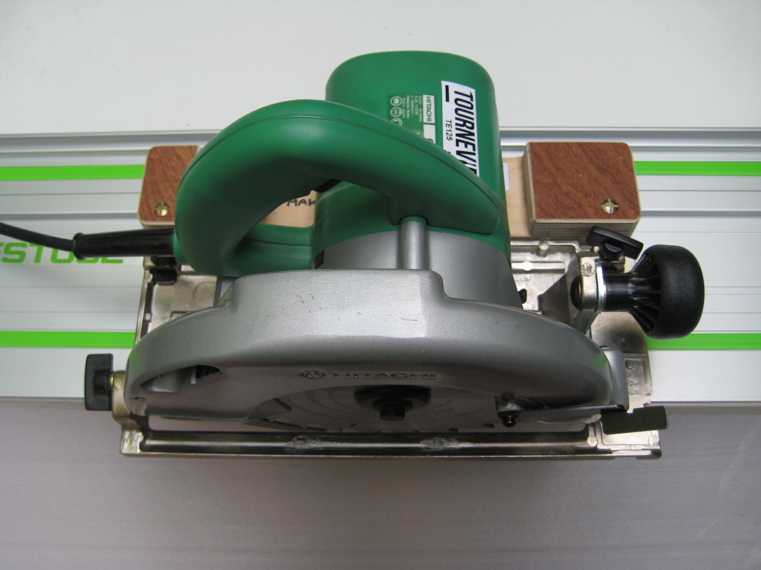makita guide rail adapter for circular saw