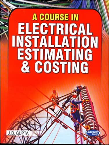 electrical installation estimating and costing pdf free download
