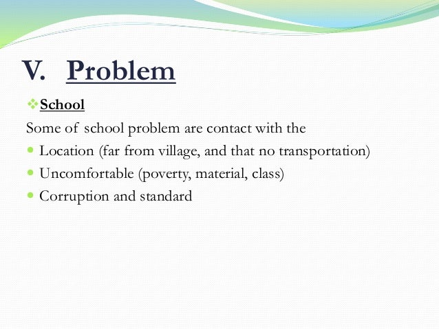 main problems in cambodia pdf