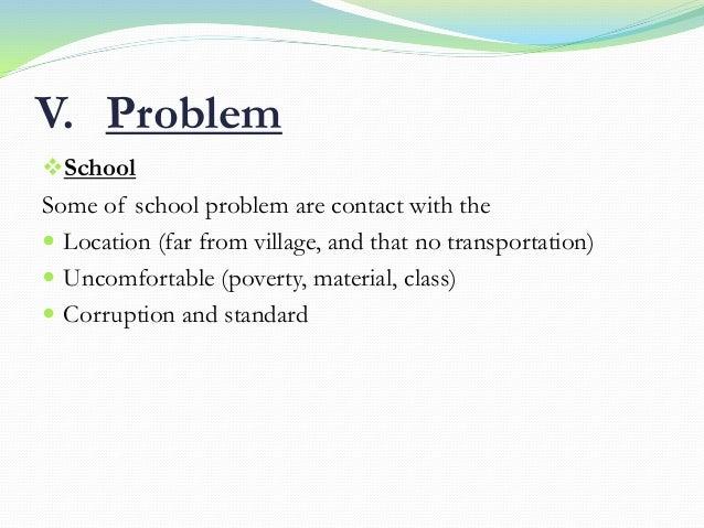 main problems in cambodia pdf