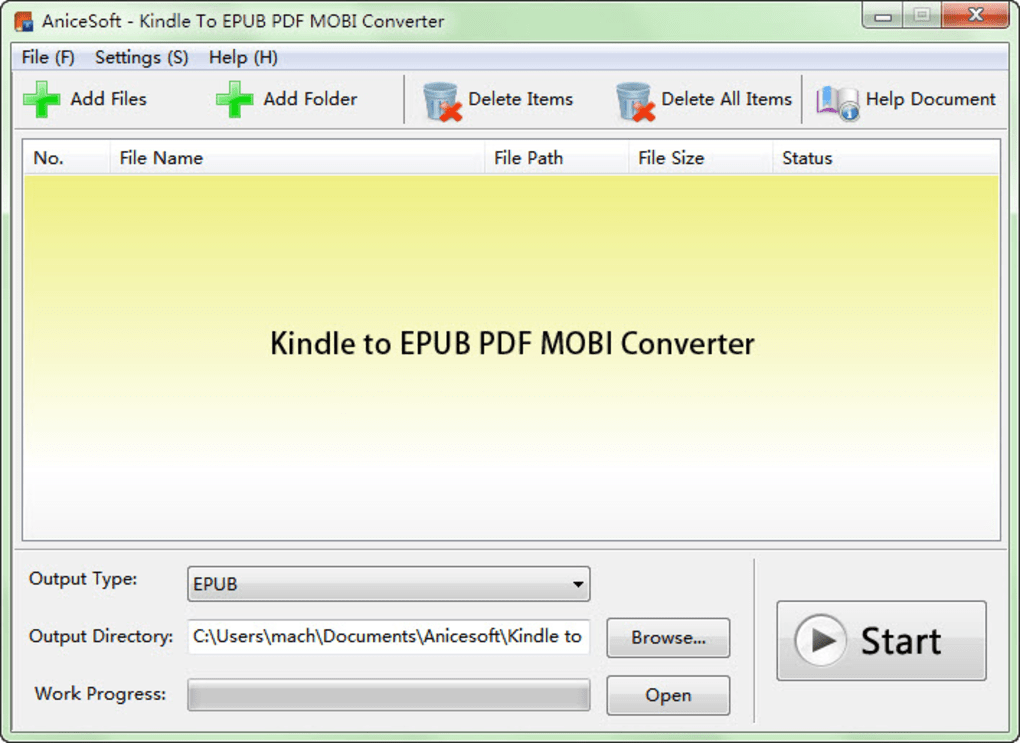 epub to pdf converter free