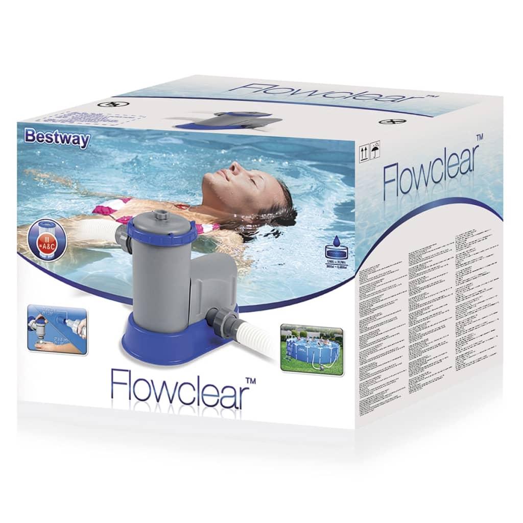 flowclear filter pump 90403e instructions