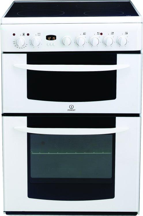 indesit oven manual clock