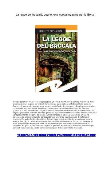 la vita nuova pdf