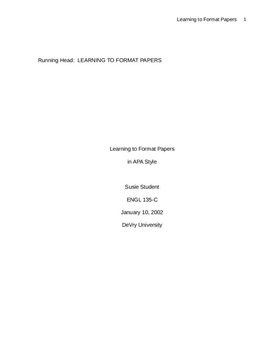 how to apa 6 a pdf file
