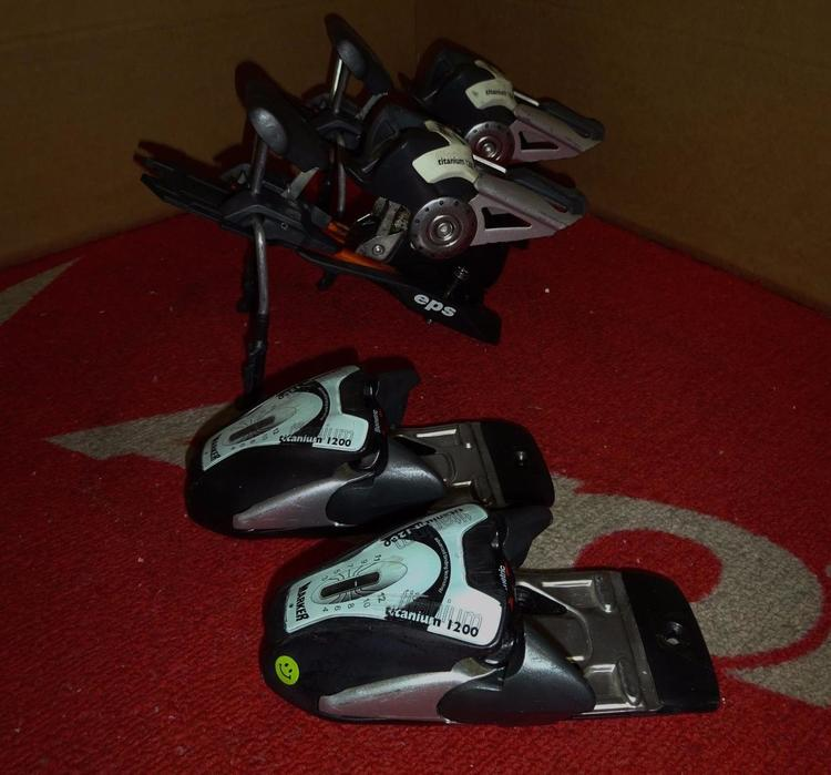 marker titanium 1200 bindings manual