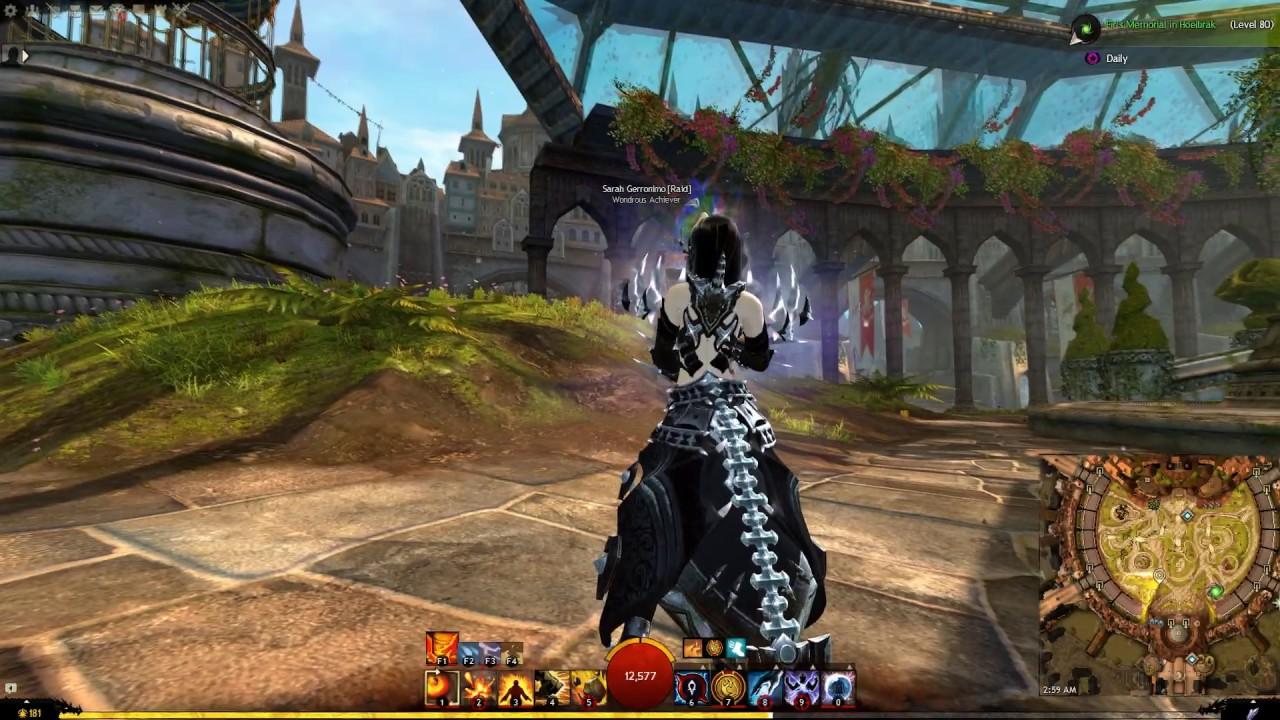 gw2 pvp legendary armor guide