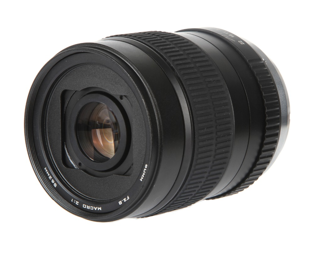 manual focus lens