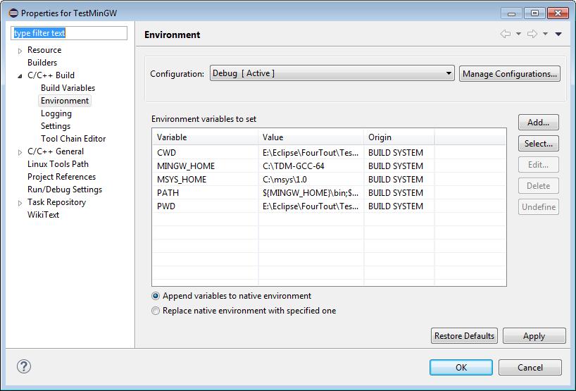 eclipse c c++ development user guide before you begin