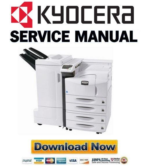 kyocera fs 1320dn manual