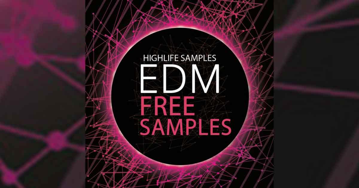 edm sample pack
