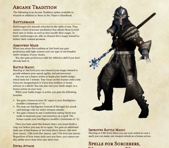 guide to sorcerer 5e