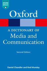 electronic communications oxford dictionary