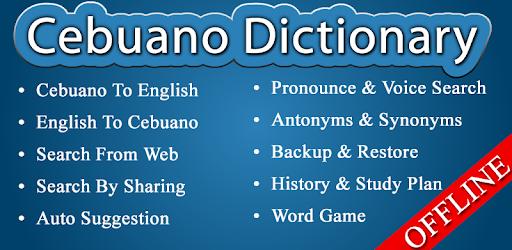 english translate to bisaya dictionary