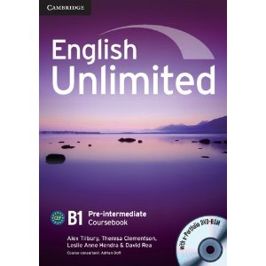english unlimited b1 pre intermediate pdf