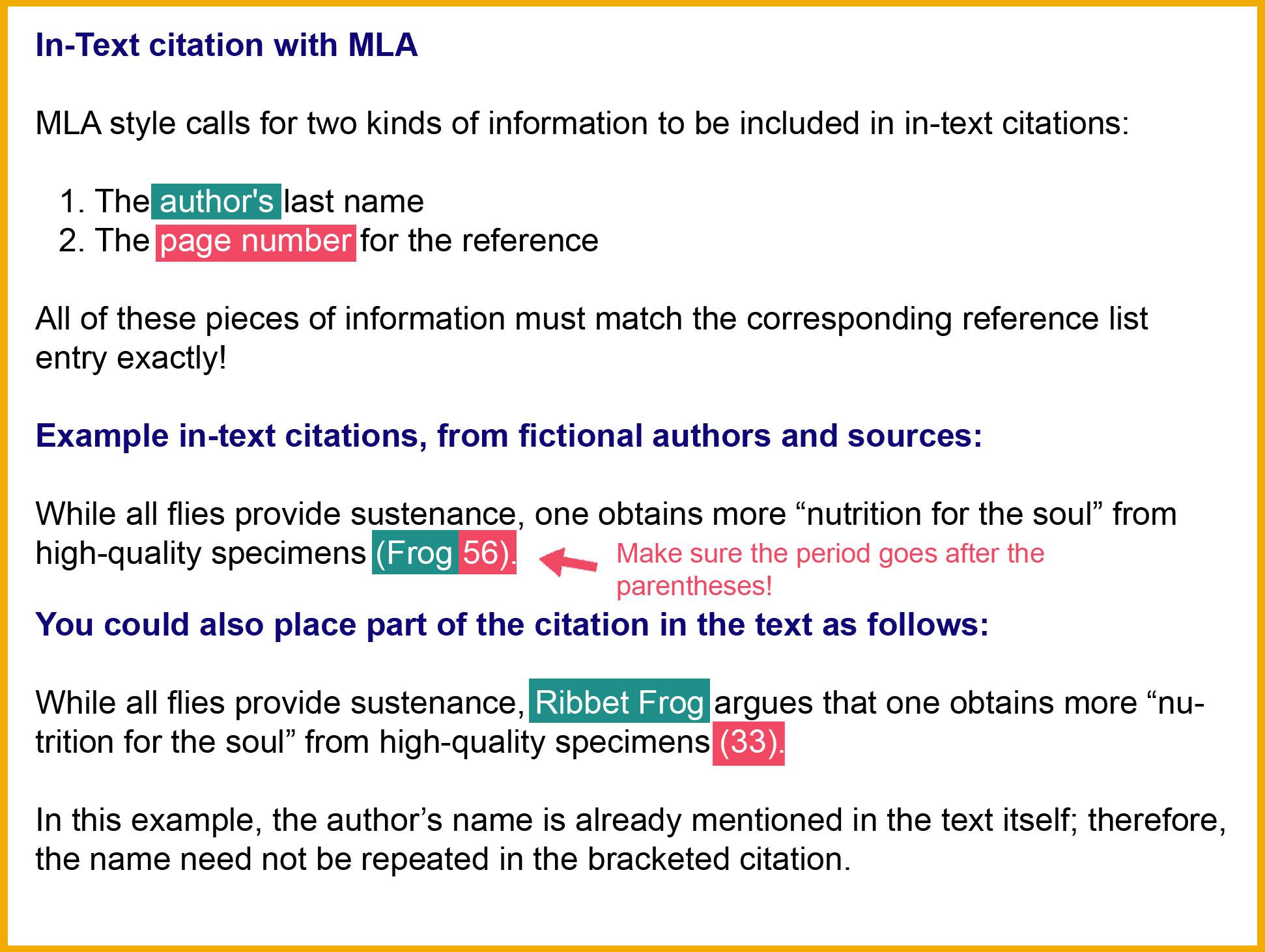 how to cite pdf with no author