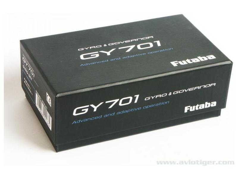 futaba gy701 manual