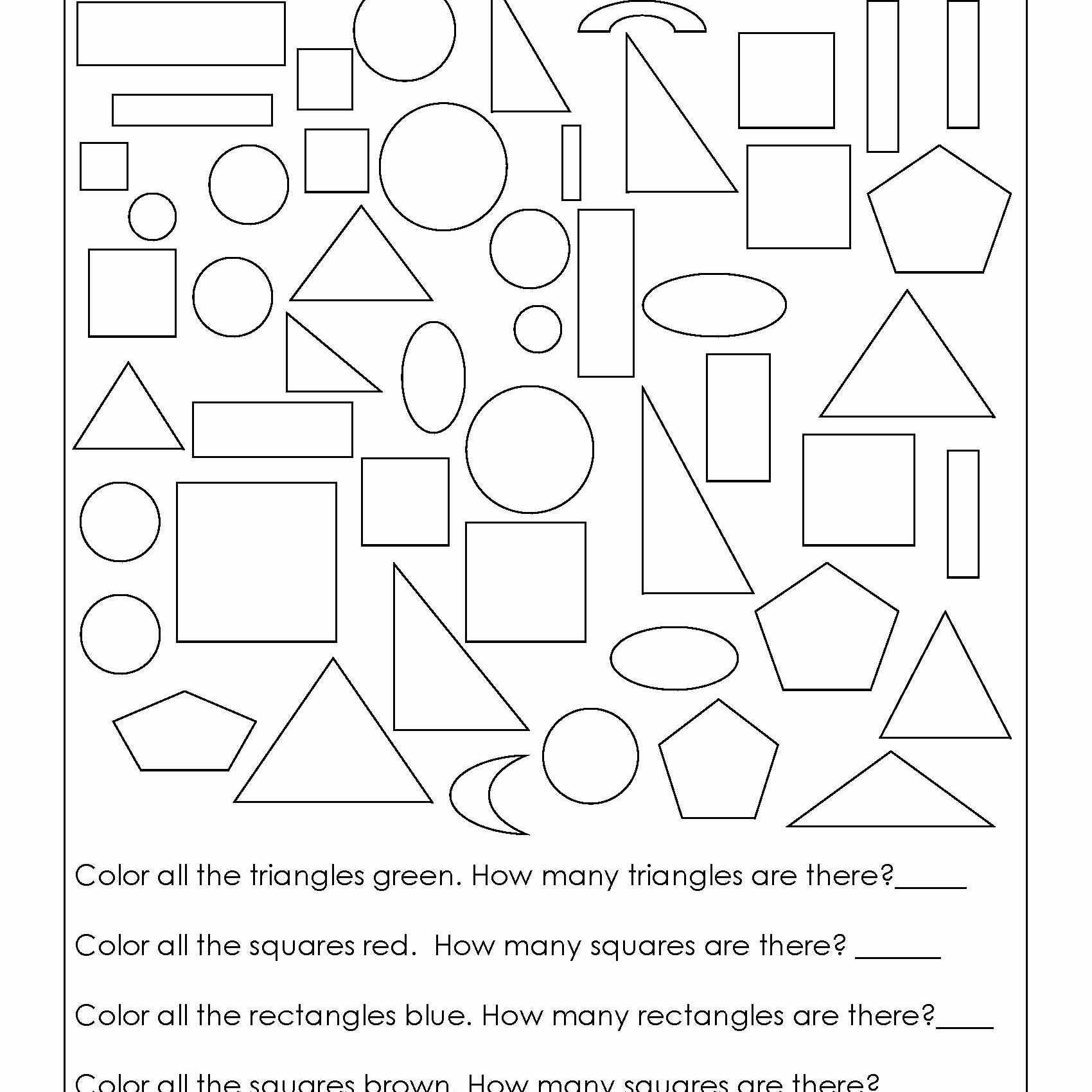 geometric shapes pdf