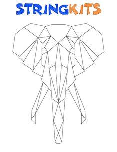 geometric string art patterns pdf