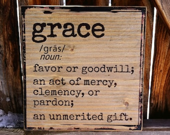 grace definition urban dictionary