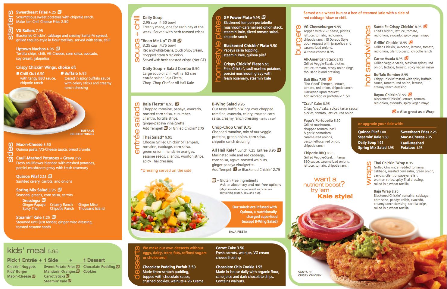 guide to vegan facebook